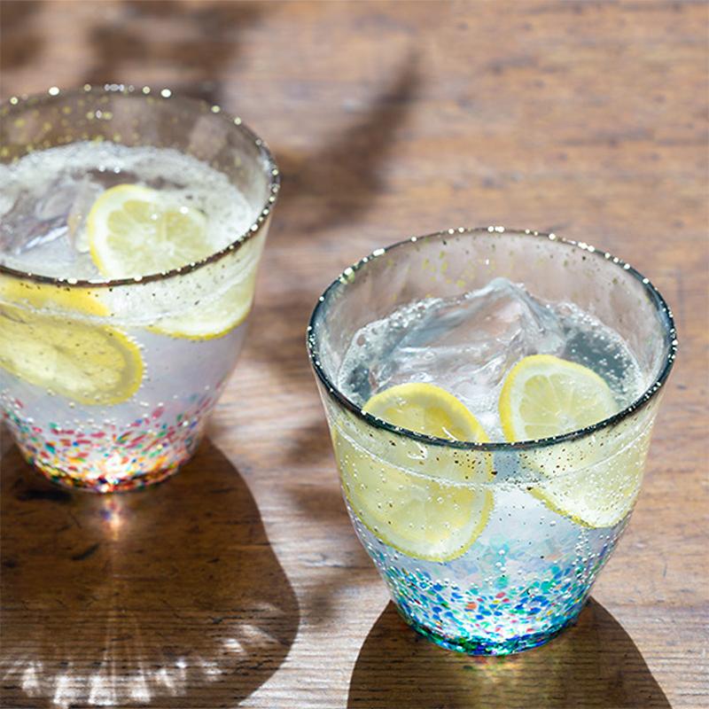 ADERIA日本 小深酒杯(2个装)330ml