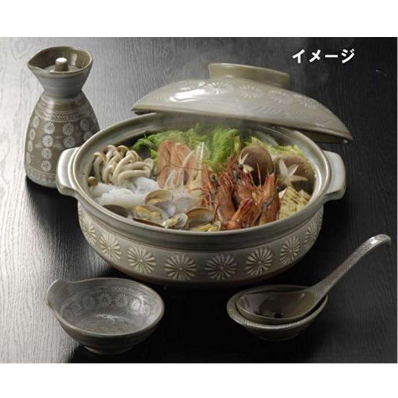 GINPO日本5号深土鍋