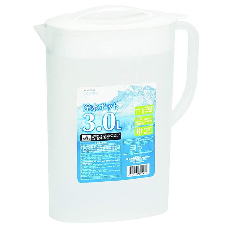 PEARL日本水壶3.0L