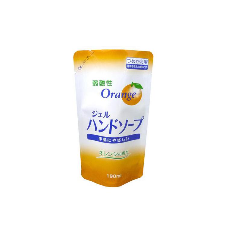 ROCKET日本弱酸性洗手液替换装190ml(该商品仅做现货不接预定单,请知悉!!!)