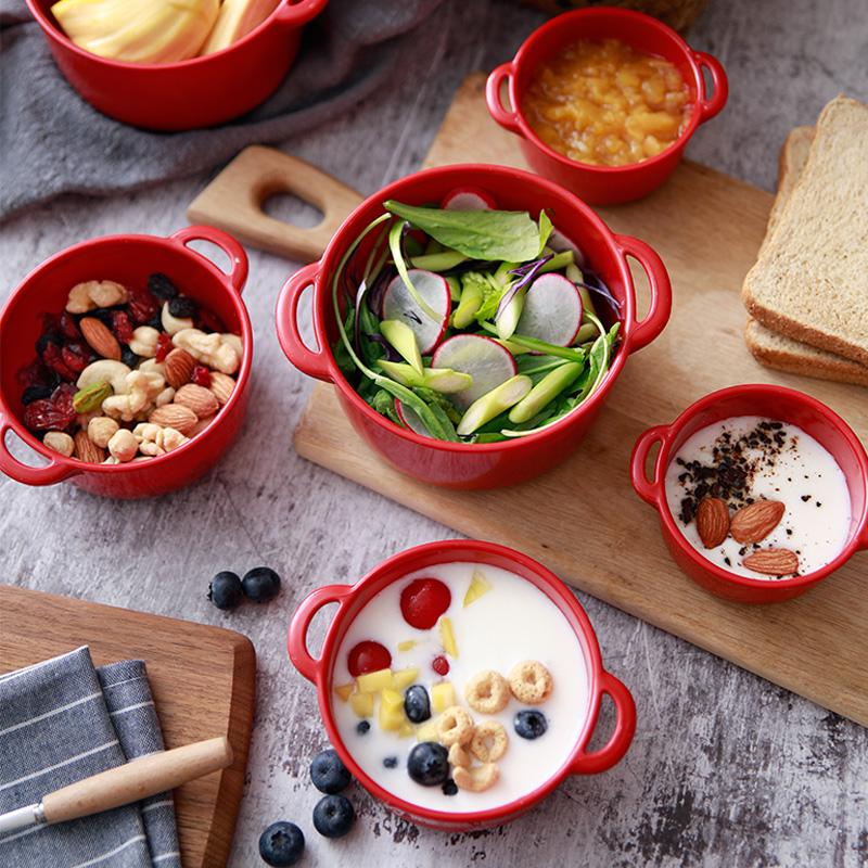 YAMADA日本进口食物收纳盒厨房冰箱保鲜盒水果盒塑料辅食盒便当盒310ML塑料保鲜盒