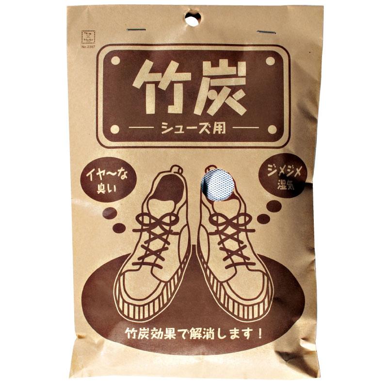 【控價】KOKUBO日本鞋用竹炭除濕 (100g×2個)