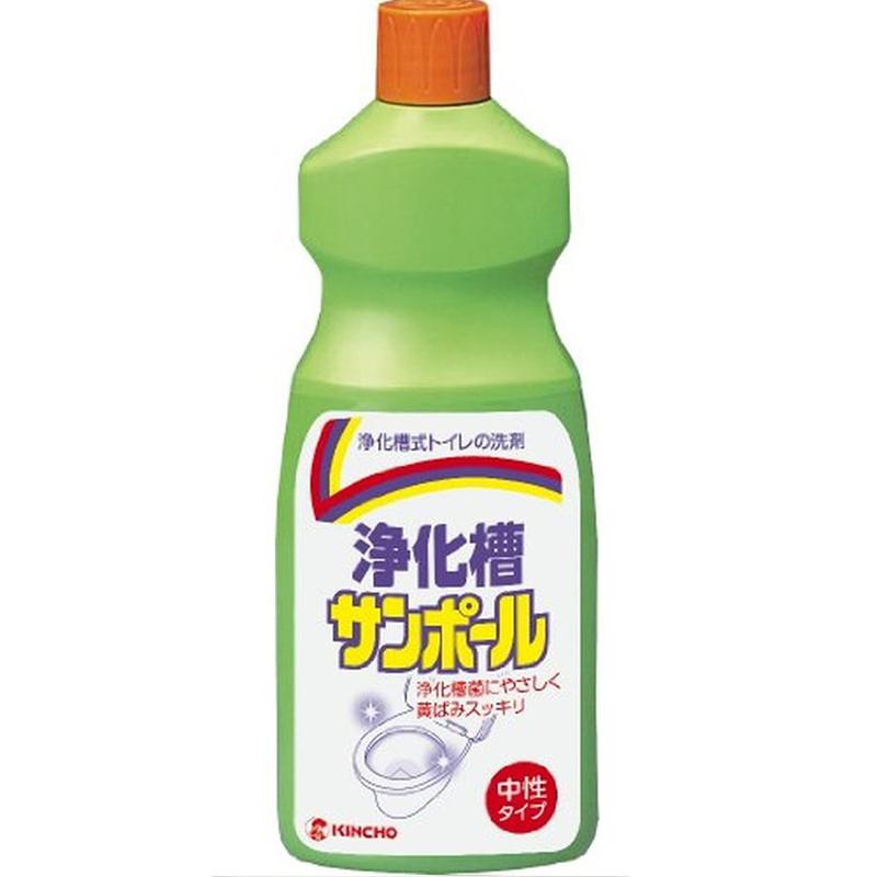 ❖KINCHO(金鸟)日本洁厕剂 厕所清洁剂  马桶除垢剂 中性500ML