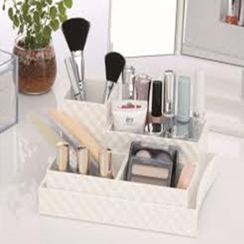 INOMATA日本401化妆小物收纳盒