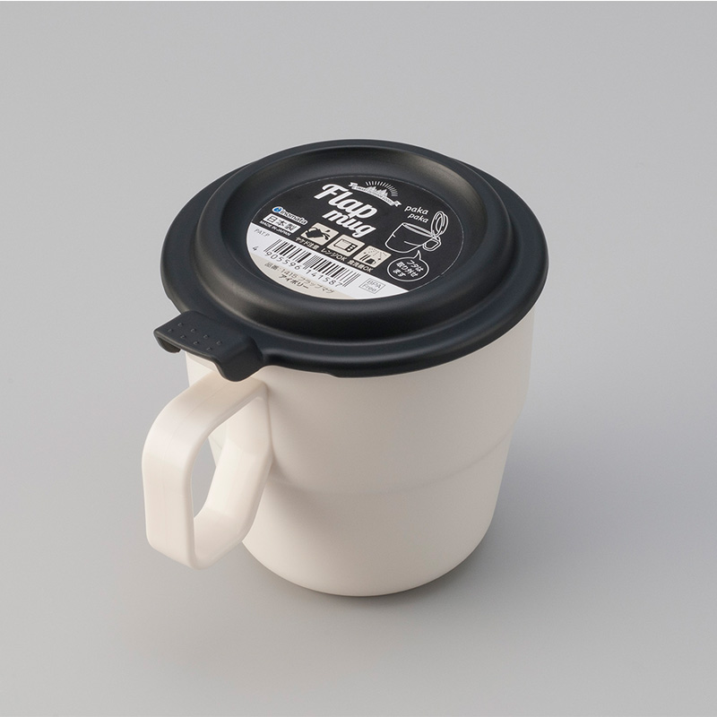INOMATA日本带盖Flap Mug口杯