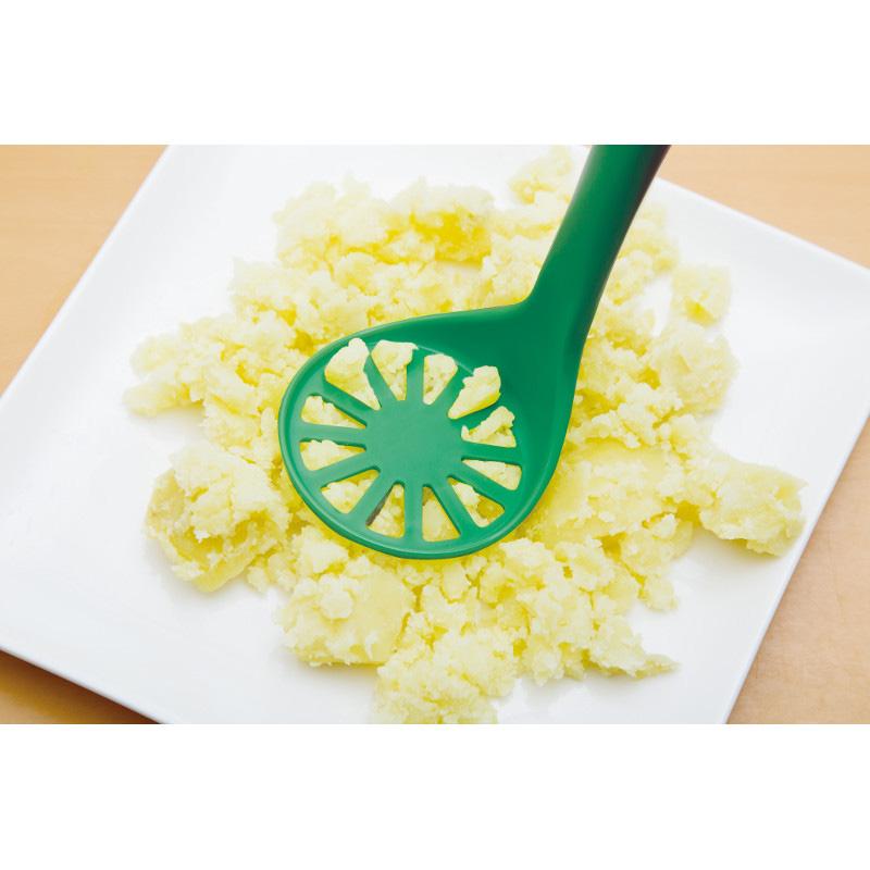 【控价】KOKUBO日本压泥器塑料压薯器
