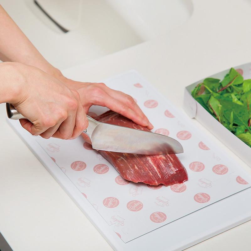 【控价】KOKUBO日本一次性切菜板防污油纸12件