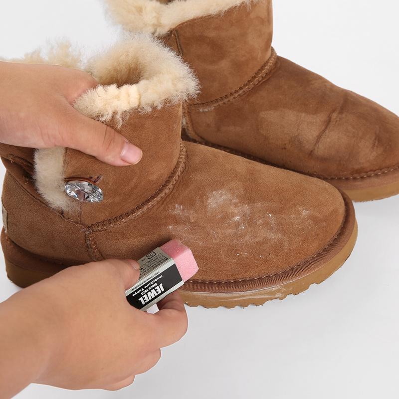 日本 Jewel Cleaner 橡皮擦小白鞋去污 便携式清洁橡皮擦