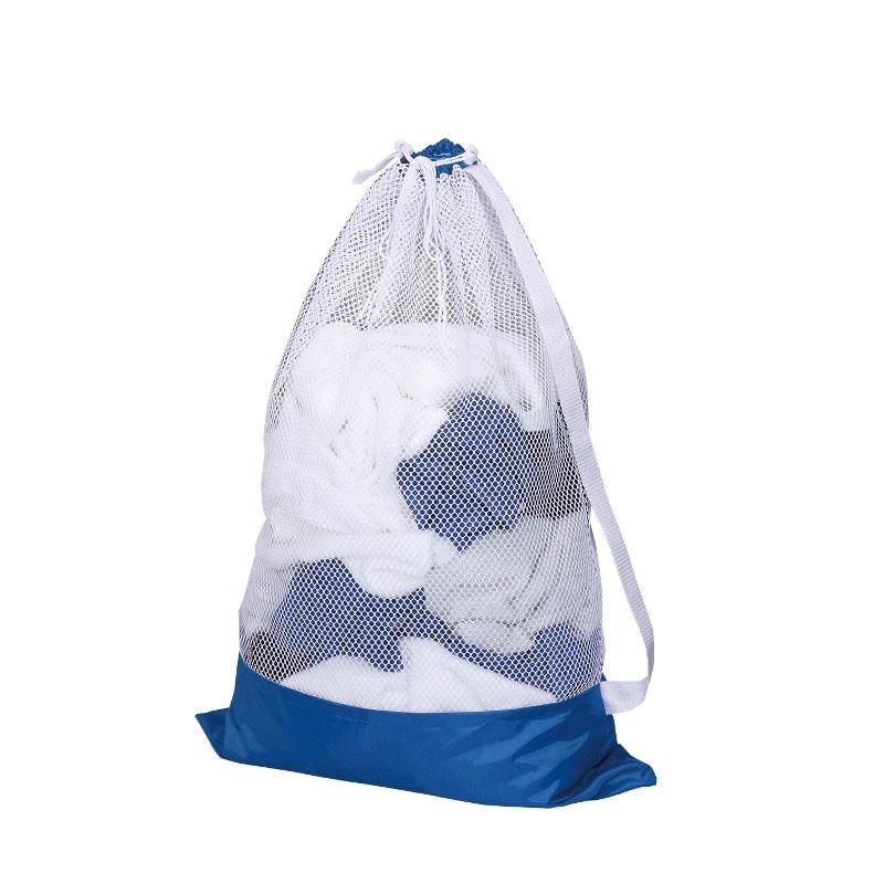 KOKUBO日本洗衣袋聚酯网眼和底部