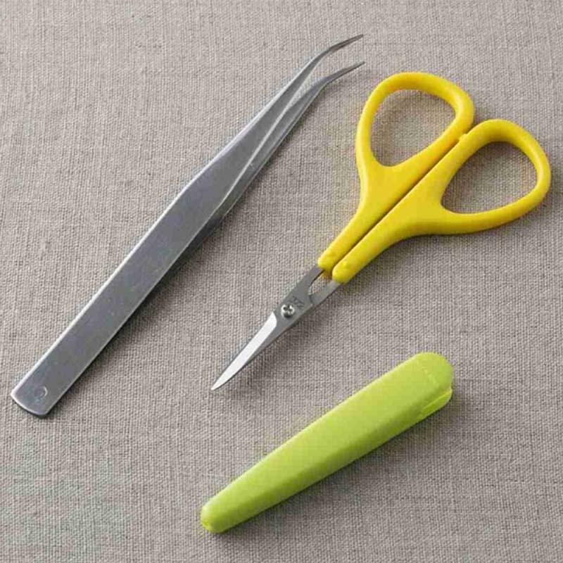 贝印日本海苔剪刀+弯头夹