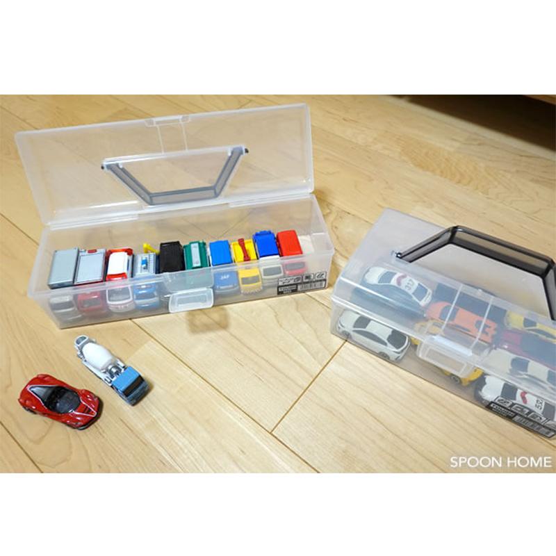 YAMADA日本带手柄多工能收纳盒