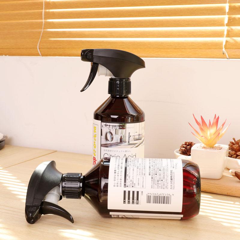 ❖KANEYO日本天然柠檬酸清洁剂 不锈钢清洁剂 450ml