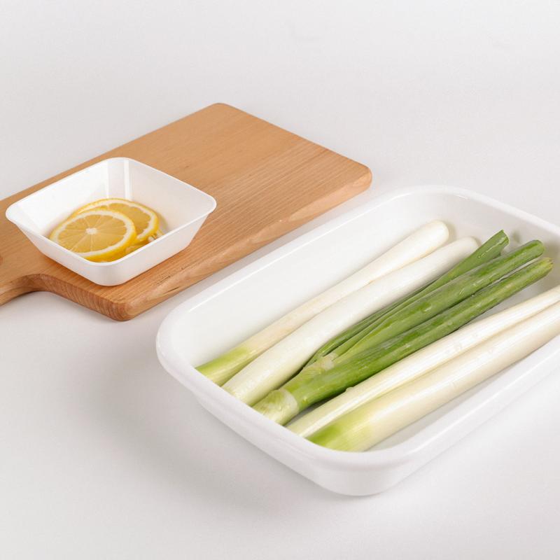 NAKAYA日本料理盘L塑料盘子