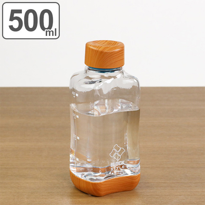 PEARL日本纳豆夫妇同款时尚水瓶500ml塑料水瓶(下单请注意,请仔细看详情页0405)