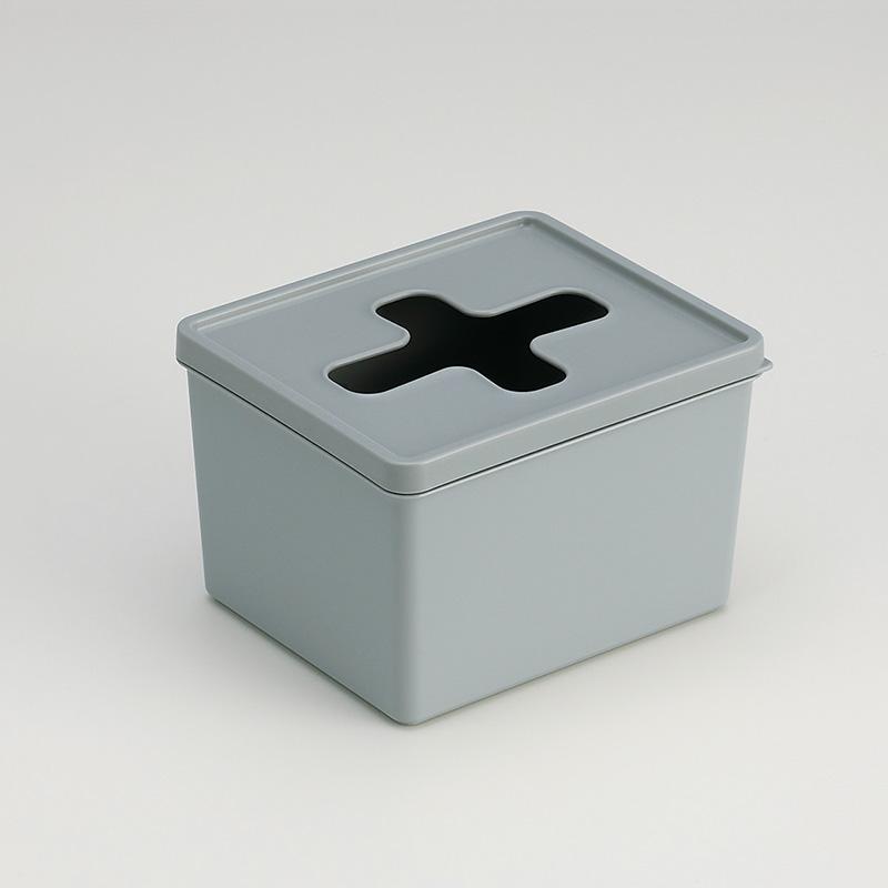 INOMATA日本十字口收纳盒