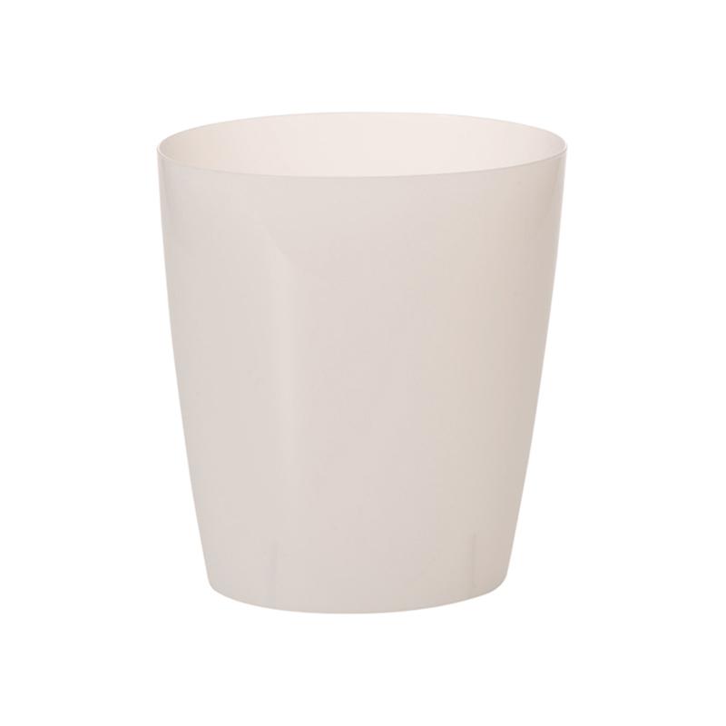 YAMADA日本垃圾桶(白色)塑料垃圾桶