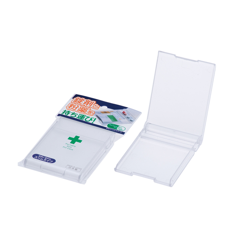 ❖YAMADA日本便携药盒 旅游方便试药盒  药箱