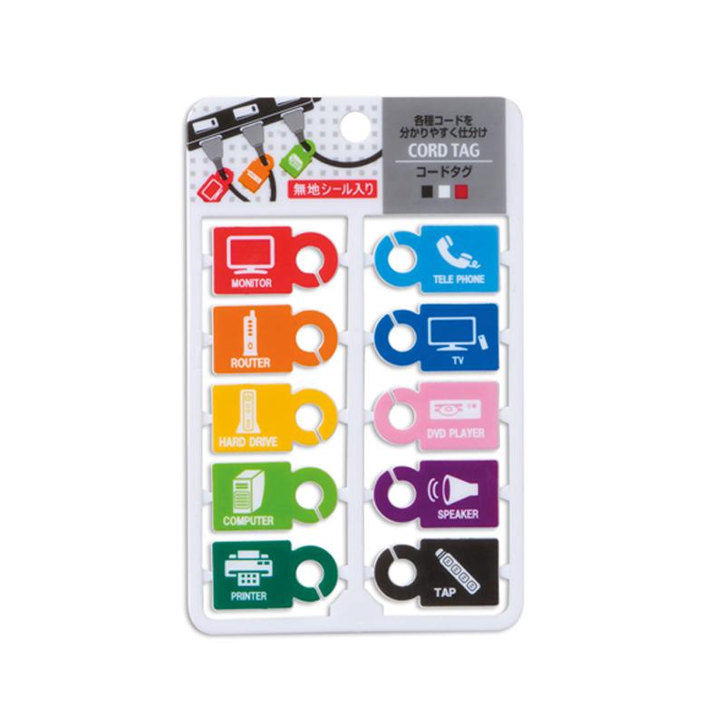 YAMADA日本标签卡#塑料挂牌