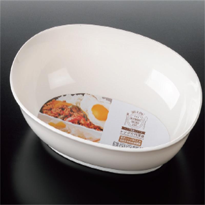 NAKAYA日本椭圆餐盘
