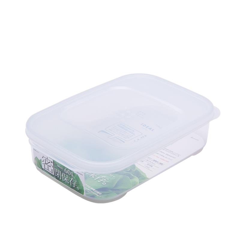 INOMATA日本保鲜盒930ml塑料保鲜盒