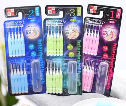 和风雅品日本清洁齿间刷