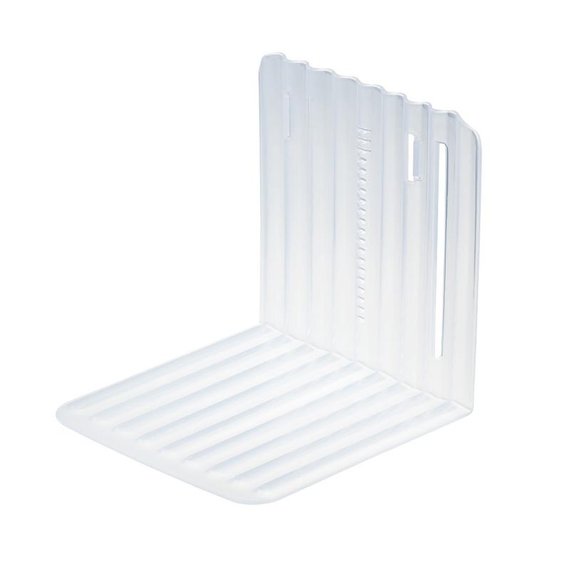 INOMATA日本冰箱冷藏冷冻室食物分隔板(透明)冷藏品收纳分格板