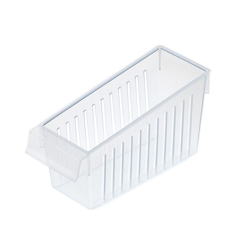 INOMATA日本冰箱收纳筐深型冰箱收纳盒