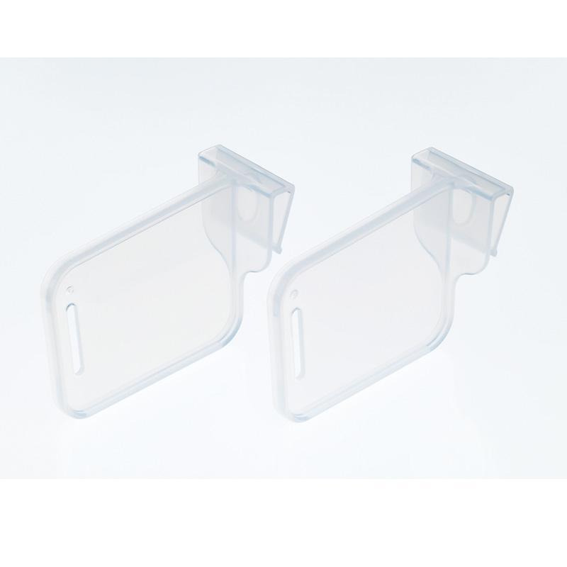 INOMATA日本小隔板s塑料分隔挡板(产品价格有所下调   0225)