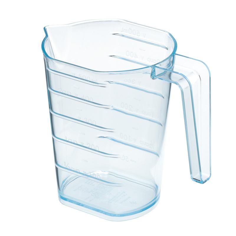 INOMATA日本大量杯500ML塑料量杯