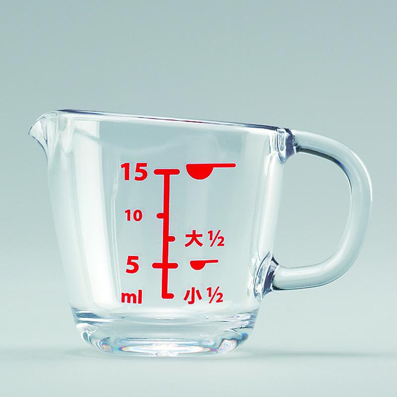 INOMATA日本調料用迷你量杯 15ml塑料量杯