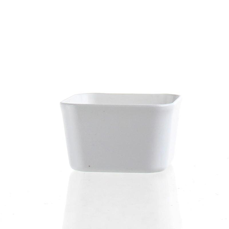 HIMARAYA日本 純白軟質收纳盒S型