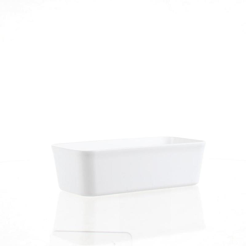 HIMARAYA日本 純白軟質收納盒收纳盒M型