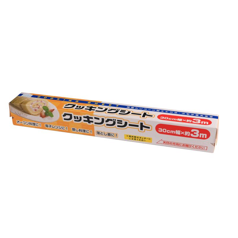 MARUKI日本烘焙硅油纸白色