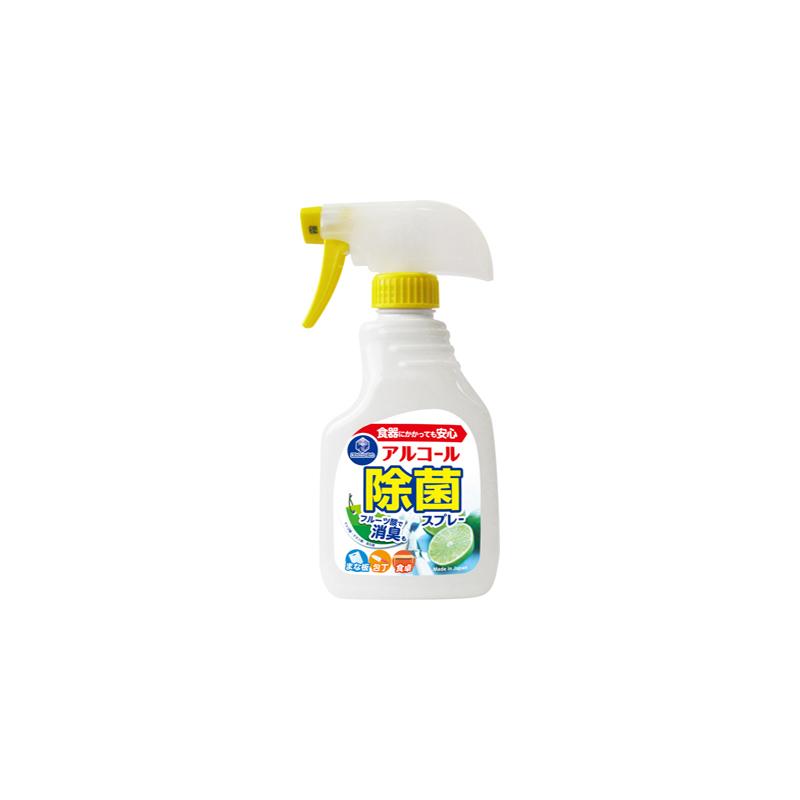 daiichisekken日本厨房含酒精除菌喷雾洗洁剂
