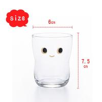 Aderia日本强壮宝宝玻璃杯NICO S