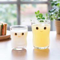 Aderia日本强壮宝宝玻璃杯NICO S,M套件