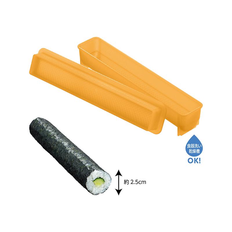AKEBONO日本简单烯卷寿司模具(长)