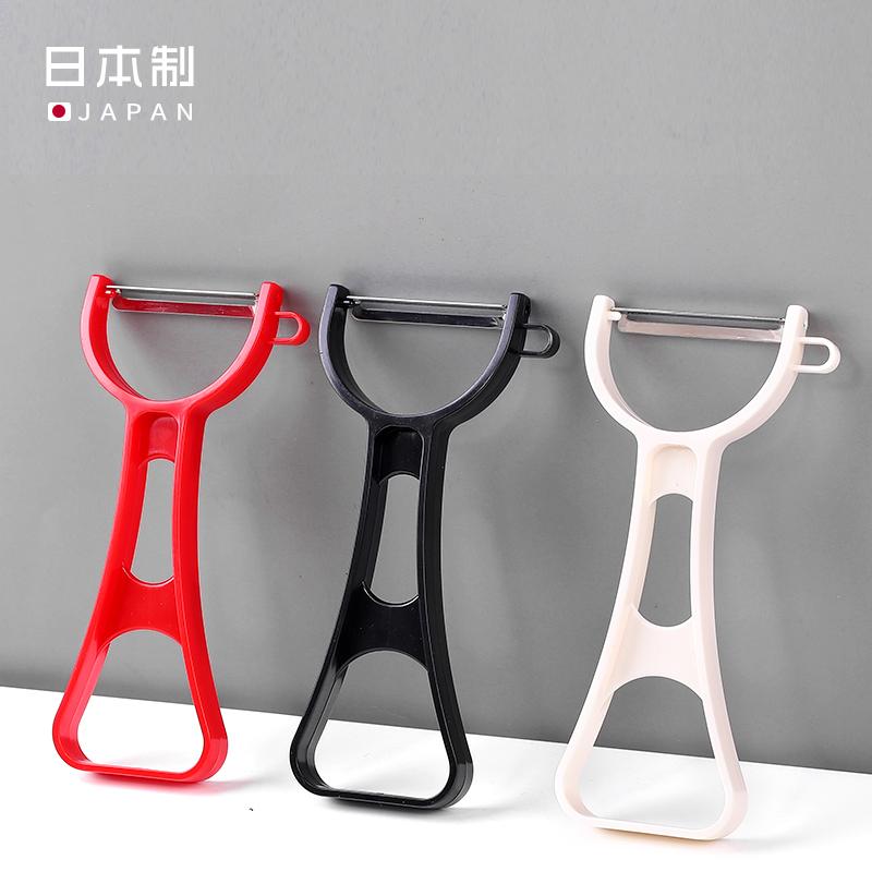ECHO日本进口刨刀 塑料刨子  削皮刀 刮皮刀  混色