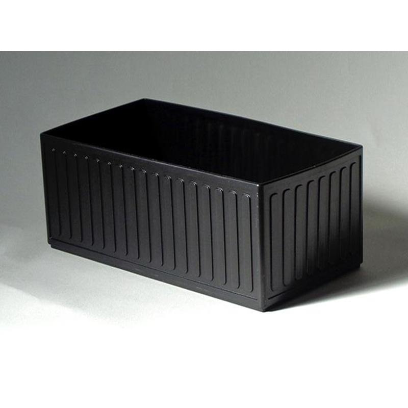 HIMARAYA日本柔软塑料直条纹收纳盒