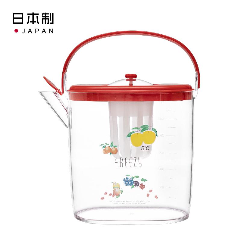 Ishimaru日本外包装会变色 可以告知水温度的水壶1.2L