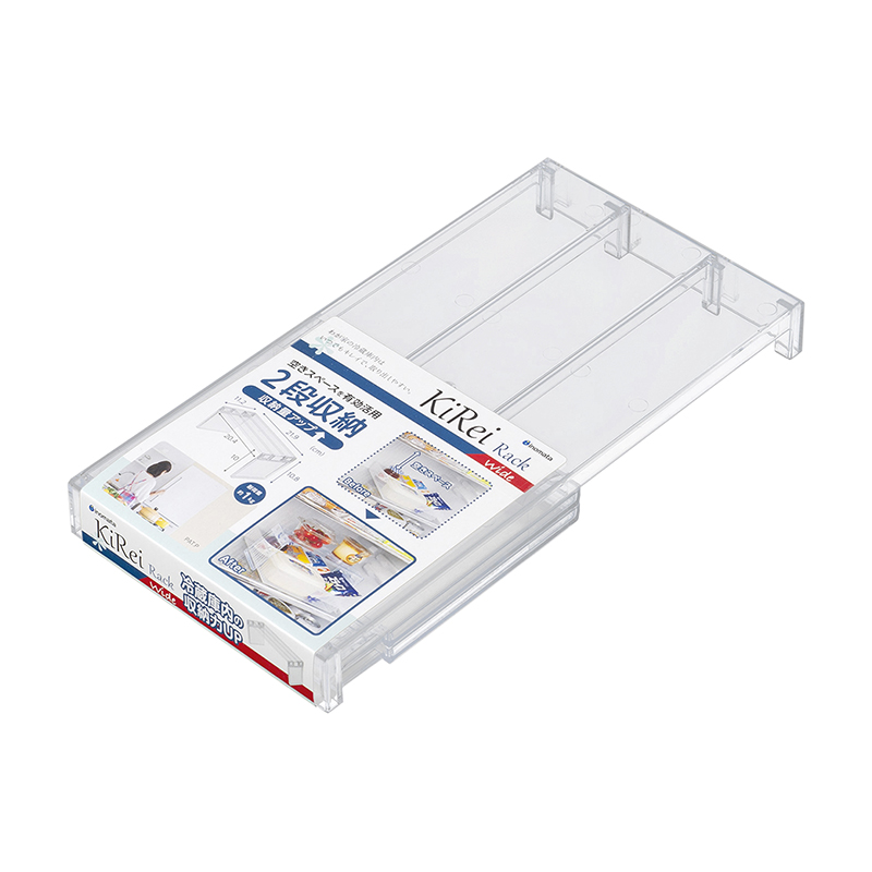 INOMATA日本冰箱抽屜收納 (寬型)