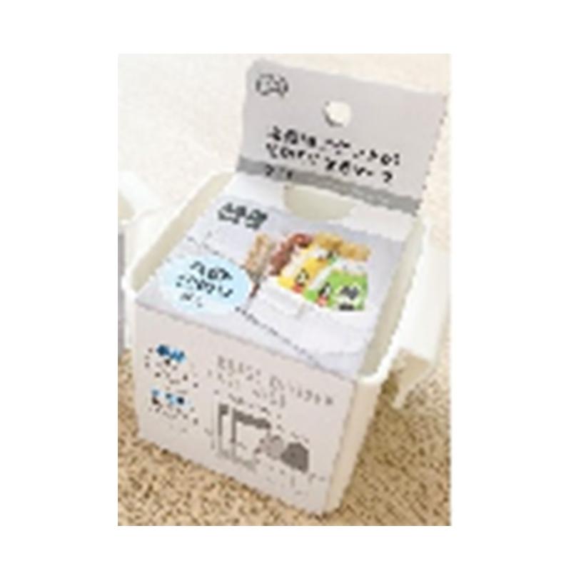 LEC日本博主人气系列 冰鲜调味扽收纳盒宽型
