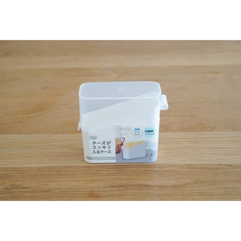 LEC日本日本博主人气系列 芝士片直立冰箱收纳盒