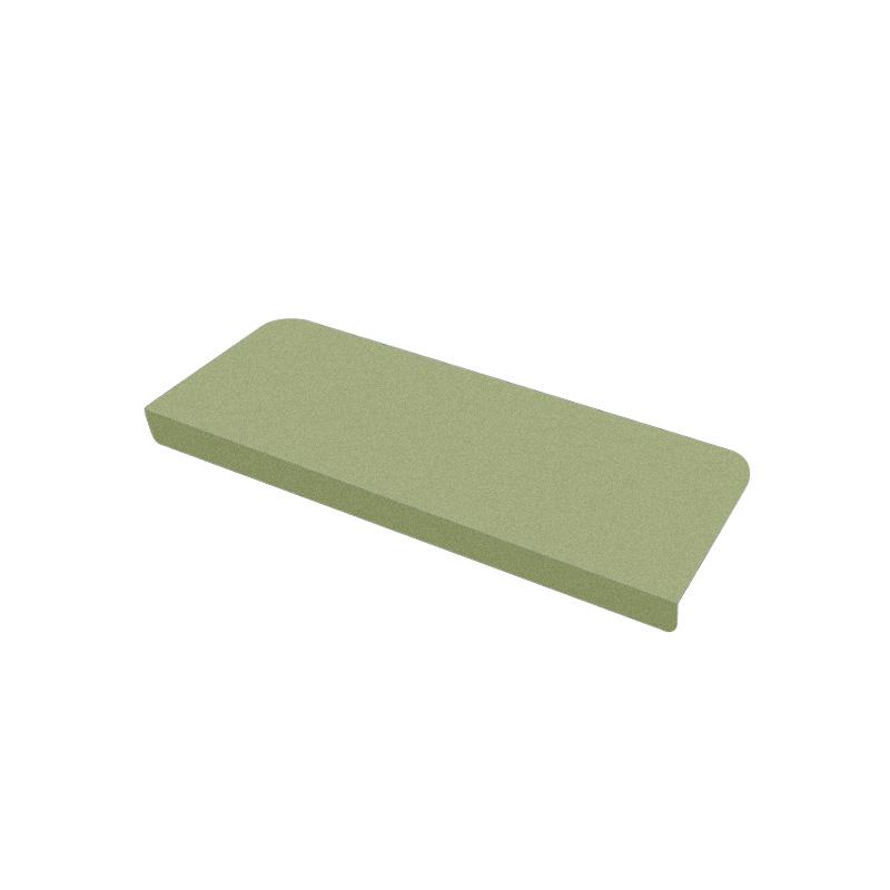 SANKO-GP日本纯色楼梯垫踏步垫毯绿色款 15枚入