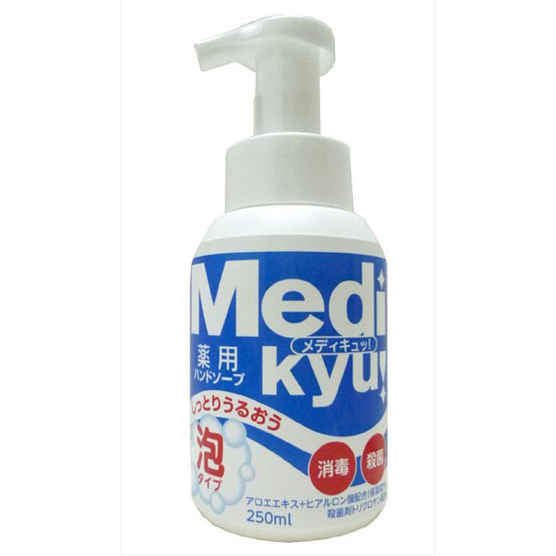 ROCKET日本洗手液250ml(该商品仅做现货不接预定单,请知悉!!!)洗手液