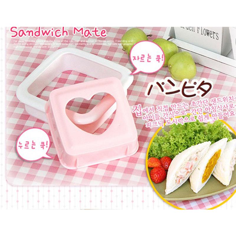 sanada日本心形三明治模具塑料模具