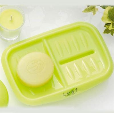 INOMATA日本香皂盒 白色