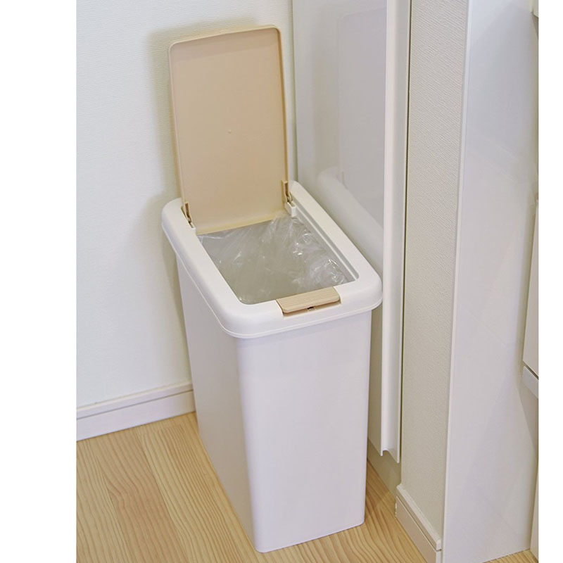 SANKO日本垃圾桶翻盖垃圾桶