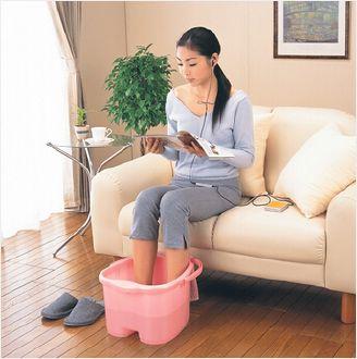 INOMATA日本足浴桶 泡脚桶  17L(下单请注意,该款有几款颜色废盘, 见详情页提示 20201222