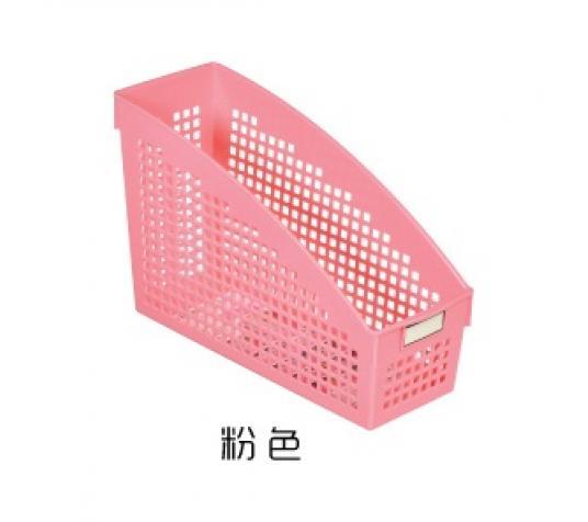 INOMATA日本塑料收纳篮 书本收纳